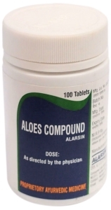 Алоэс Компаунд Аларсин (Aloes Compound Alarsin)